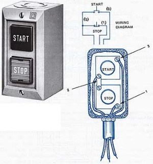 Start  Stop Push Button Wiring