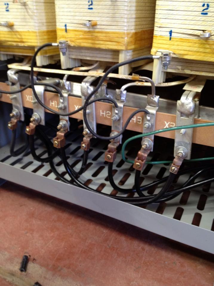 Three Phase Wire Sizing