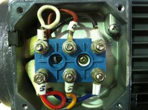 Fitting Variable speed drive to 3 Phase motor