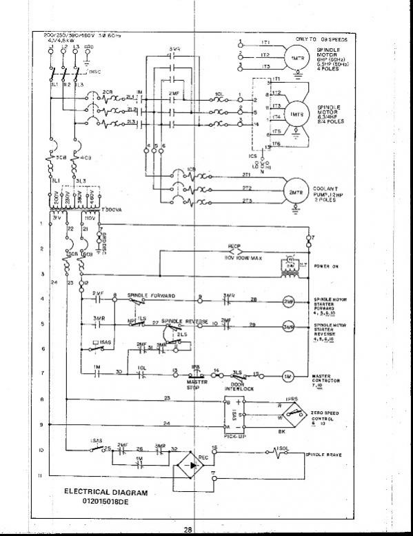Wiring Diagram For Rotary Phase Converter
