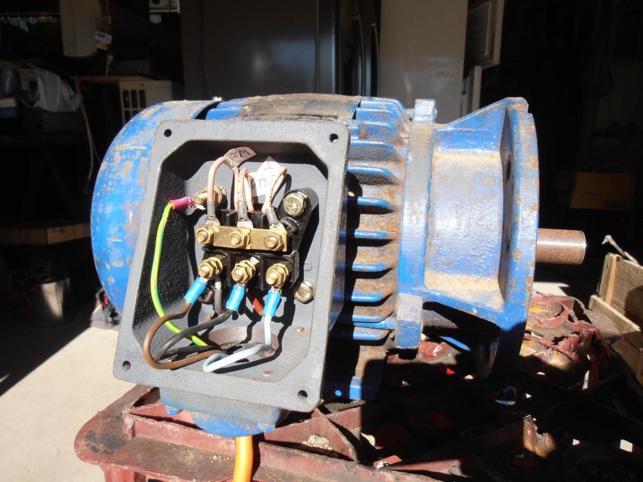 Vfd Solution For Two Different 415v 3 Phase Motors