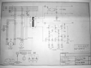 Deckel FP1 wiring question