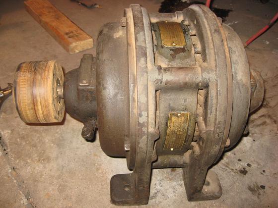 Old Electric Motors