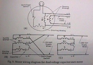 Wiring Diagram For 120 Volt Motor – readingrat