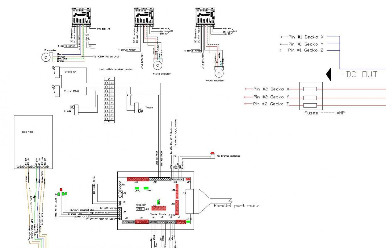 Haas Vf 3 Cnc Machine Schematic