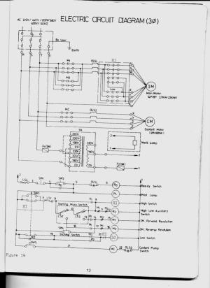SBL 400 southbend electrical wiring diagram