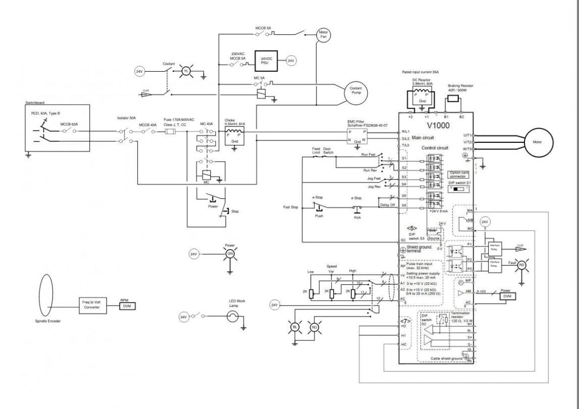 vfd wiring diagram ac delco generator wiring diagram vfd starter panel wiring diagram wiring diagrams 117912 my new old nardini ms350 here nardini circuit