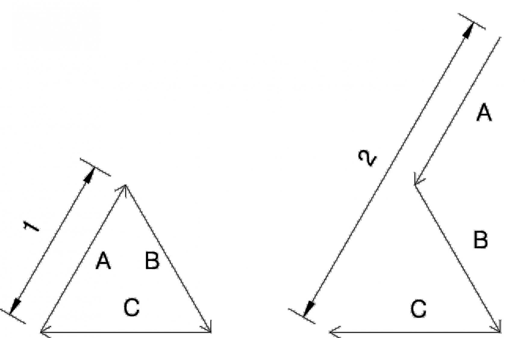 V Trap Diagram