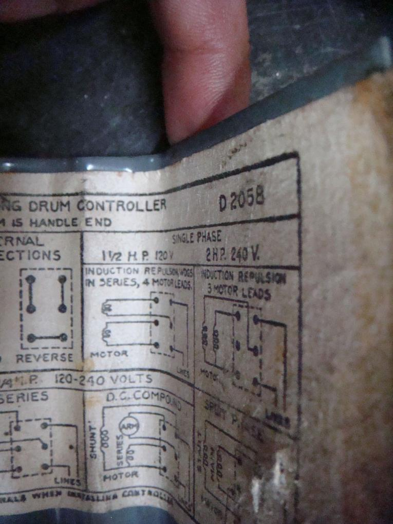 41902d1325053485 hello new here need help wiring furnas drum switch 008?resize\\\=665%2C886 logan lathe wiring diagram wood lathe diagrams, tool post Engine Lathe Parts Diagram at eliteediting.co