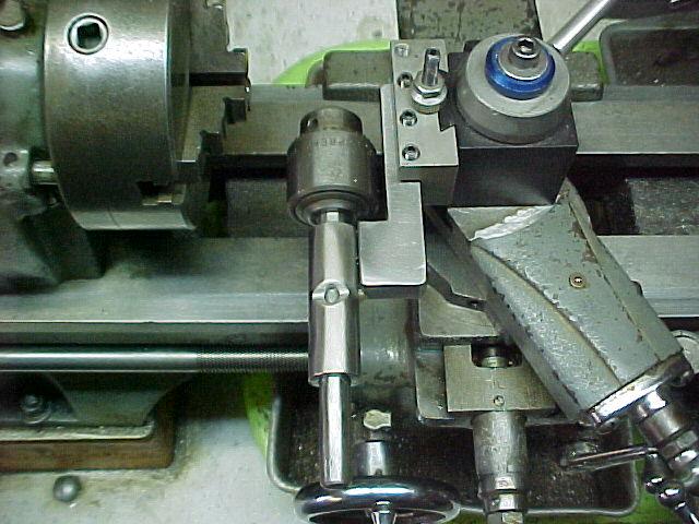 New Made Lathe Tool Problem