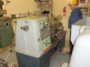 ClausingColchester 15 lathe information wanted