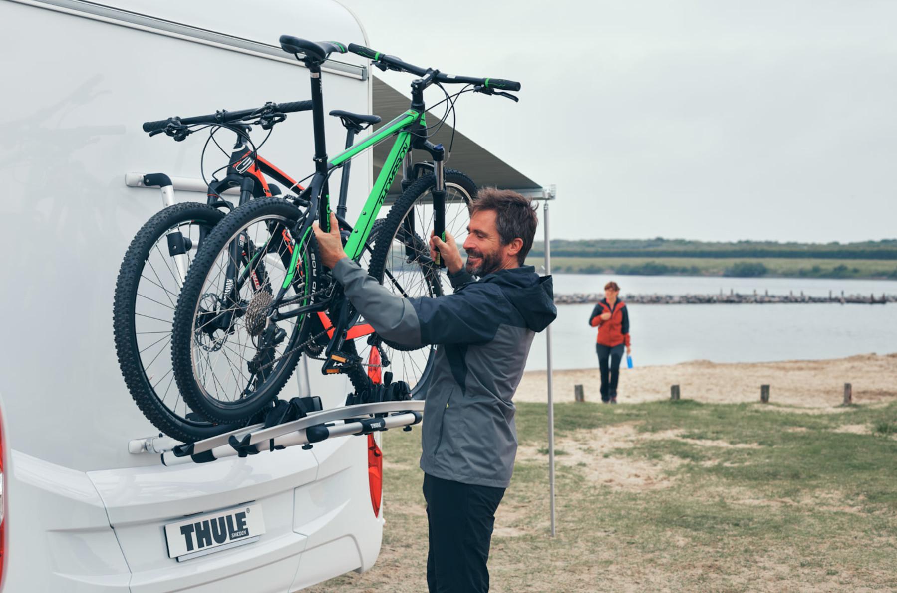 best motorhome bike racks practical