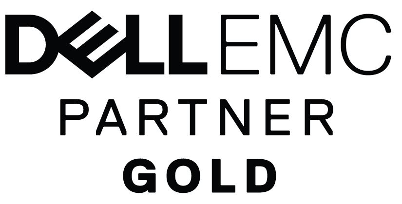 DELL EMC Gold Partner Accreditation - 2018  IT Network Support