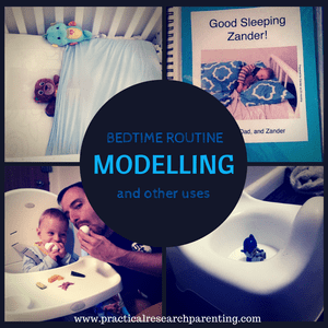 Bed Time Routine Modelling