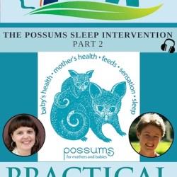 Possums Sleep Intervention