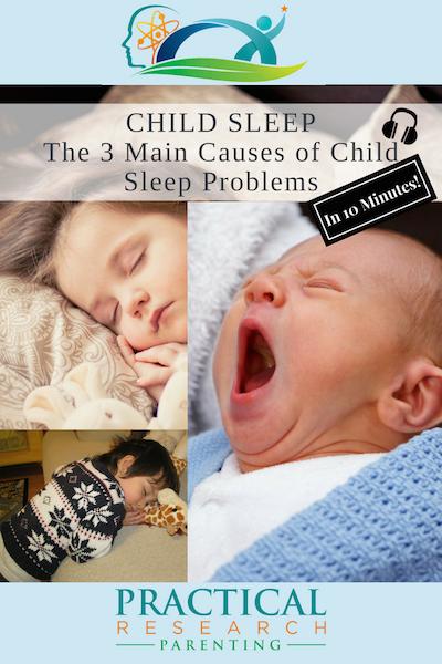 Child Sleep Image