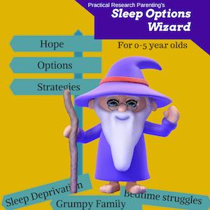 Sleep Options Wizard Image