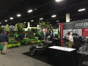 Green and Growin' trade show