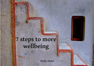 7 steps to more wellbeing cover