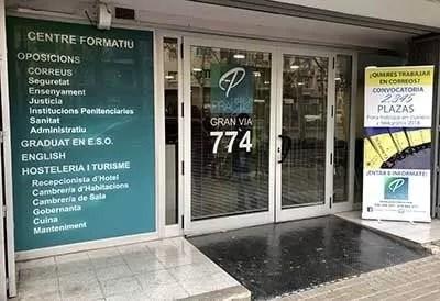 academia oposiciones barcelona