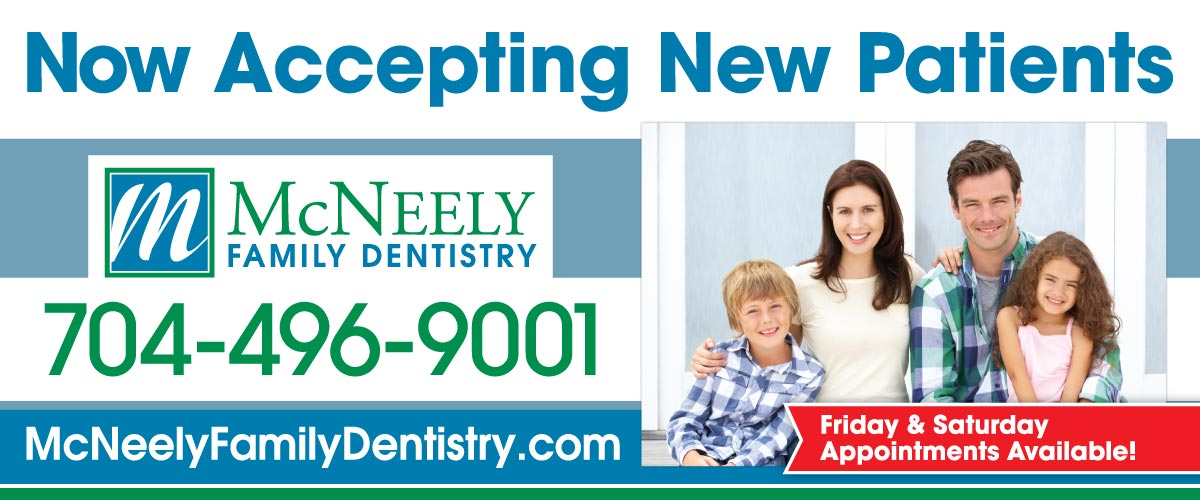 McNeely Family Dentistry Sign