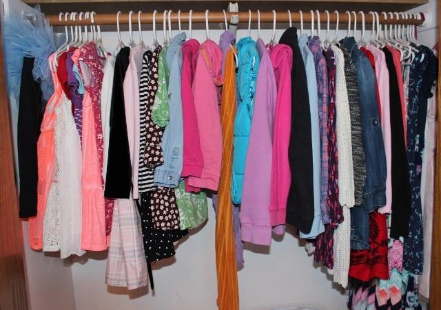 my girls' closet