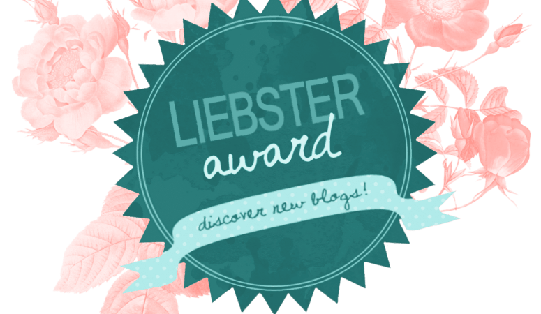 I've Been Nominated For The Liebster Award!