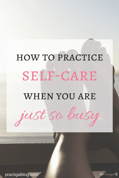 You must practice self-care in order to be healthy and present your best self. Learn how to prioritize self-care, even when you are super busy. Plus, get 20 simple self-care ideas for the busy woman that you can easily add into your routine.