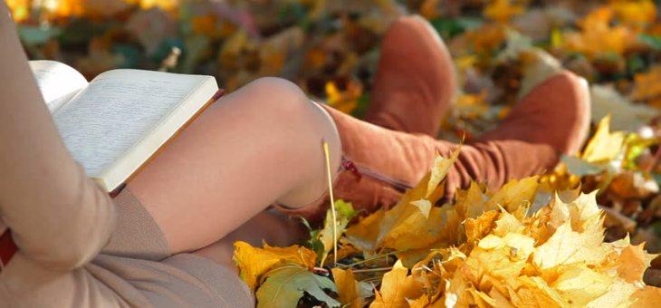 Mých 5 tipů na podzimní čtení