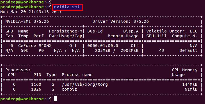 Install cuda driver | Installation Guide Linux :: CUDA Toolkit