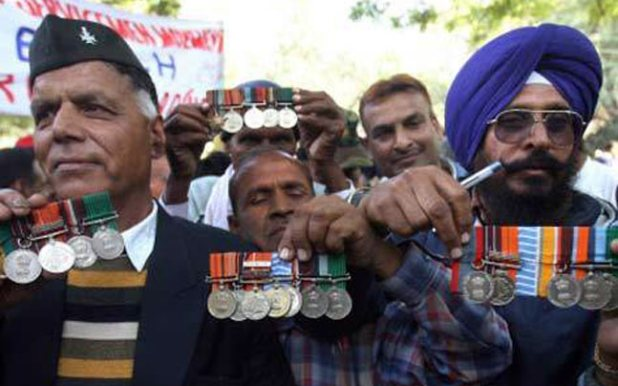 One Rank One Pension OROP