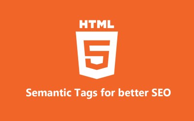 HTML5 Semantic Tags to Improve SEO