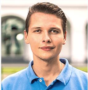 Reinhard, 17 Jahre Schüler