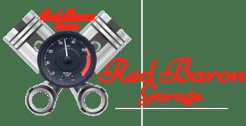 Compleet ontwerp Red Baron Garage
