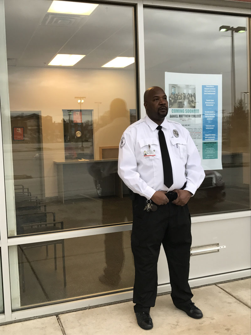 Armed Security Guard Houston