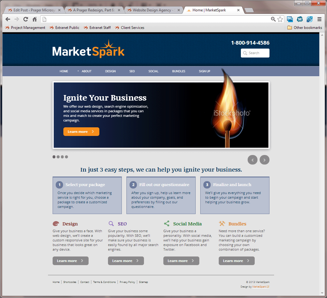 MarketSpark Preview