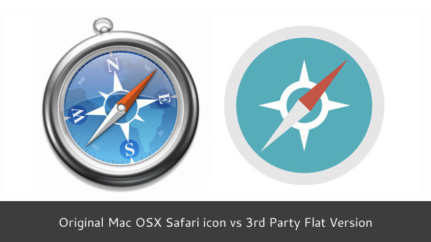 Safari Icons