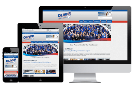 Oliver Heating, Cooling & Plumbing