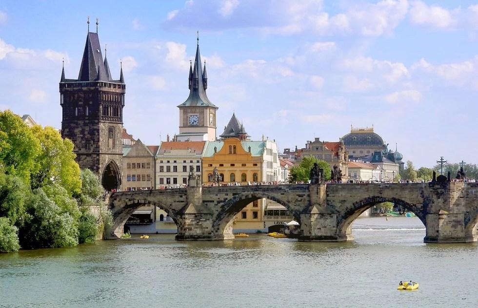 Attraktioner i Prag