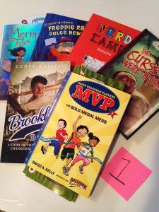MCBD Book Bundle Giveaway #1