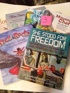 MCBD Book Bundle Giveaway #3: Picture Books for ages 4 and up