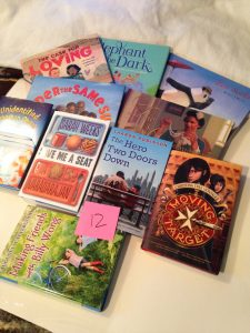 MCBD Book Bundle Giveaway #12 Grand Prize Bundle: Sponsored by Scholastic