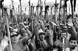 trabalhador rural direita esquerda