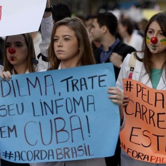 medicina cubana brasil