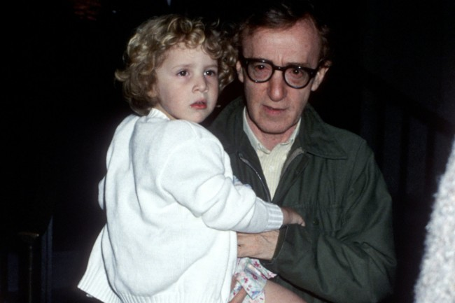 filha woody allen abuso sexual