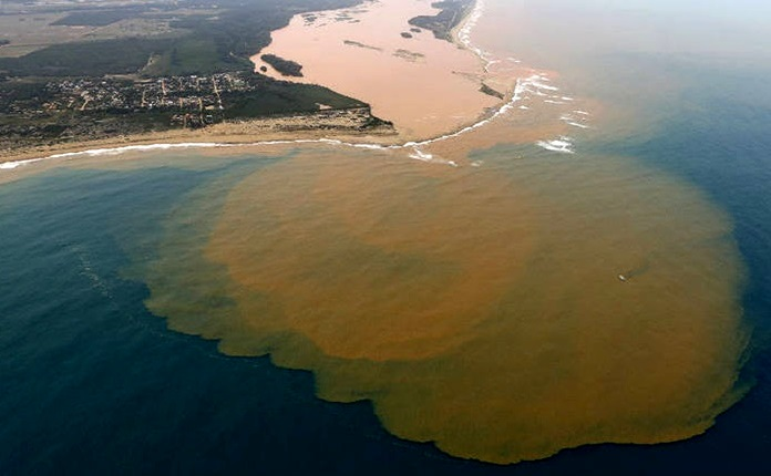 vale samarco meio ambiente barragem rio doce