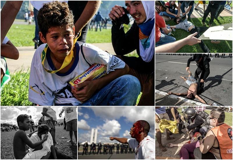 hemocentro brasília sangue manifestação