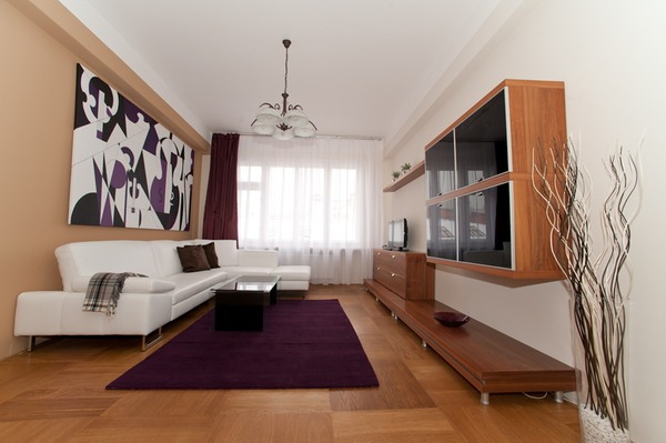 Apartments in prague