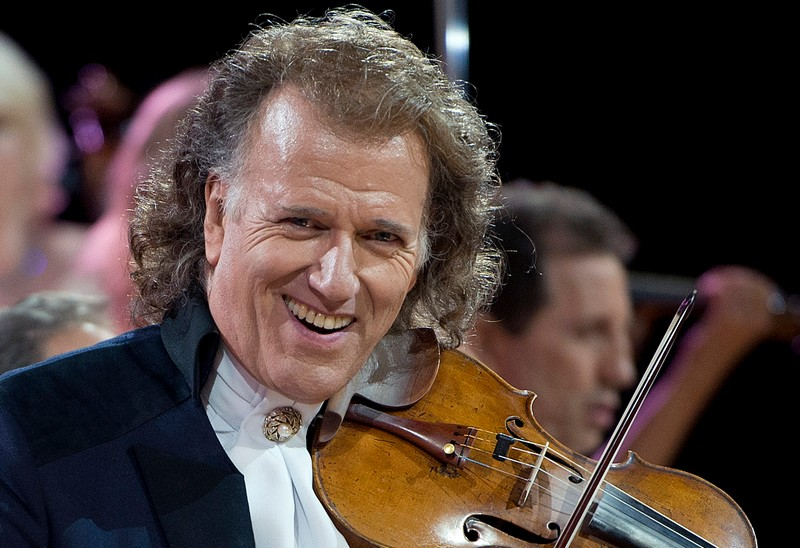 Andre Rieu konsert i Praha i 2017