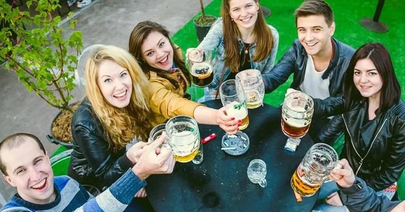 Tschechisches Bier Festival 2016
